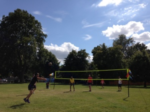 Park Volleyball