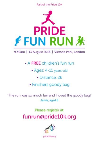 Pride Fun Run