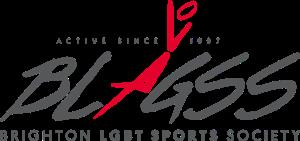 BLAGSS - Brighton LGBT Sports Society logo