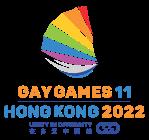 Hong Kong Gay Games 11 logo